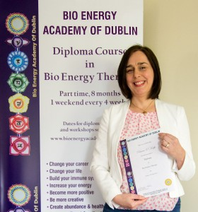 Patricia O Keeffe with Diploma(2) photo