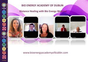 Distance healing with Bio Energy Webinar